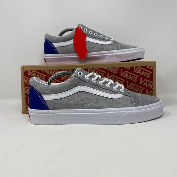 New Vans Old Skool Coastal Grey Size 9.5